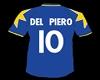 Del Piero Juve Shirt
