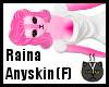 Anyskin Raina (F)