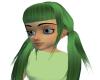 Dark Green Polly