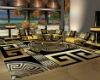 Versace Living Room Set