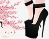 桜 Black Heels