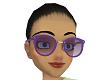 Purple Haze Glasses