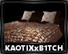Cartel Bed w/poses