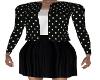 Gena Polka Dot Dress