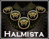 Halmista God Necklace