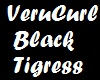 VeruCurl Black Tigeress