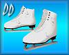 !~DD~! Star Skates White