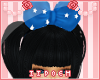 ☆4th of july bow
