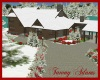 Christmas Lake House