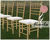 |K Wedding Chairs R