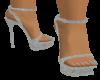 R&R SeXXXy Grey Heels