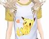 shirt pikachu