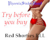 Red Shorties RLL