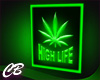CB HighLife Neon Sign