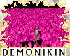 Pink Fire Wall DJ Light