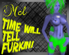 Time Will Tell Furkini