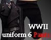 WWII uniform 6 pants