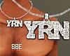 YRN Choker Chain v2