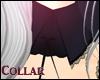 +Black Feather+ Collar