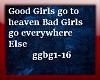 nightcore good/ bad girl