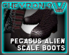 Pegasus Alien Scale Boot