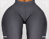 ṩTHICK Pants Grey rll