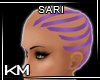 +KM+ Sari Base Purple