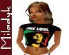 MLK Jamaica T Shirt