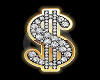 BLINGSEEING MONEY HALO