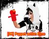 [DK] Puppet action Elmo