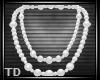 TD l Retro White Pearl