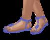 Purple Mist Sandals