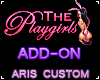 . the playgirls addon