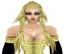 gold barbarian hair