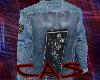 Skele-Love Punk Coat
