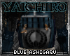 Blue Ashigaru Armor