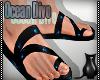 [CS] Ocean Divo .Sandals
