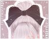 F. Lolita Bow Black