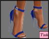 pez blue shoes