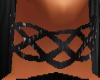 Black Leather Choker 2