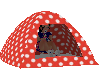 Red BRB Tent