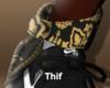* versace bandana