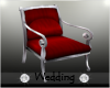 Wedding Guest Chair Red