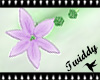 Dahlea Flower Piercing