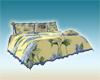 Pretty Hydrangia Bed