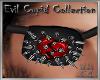 Evil Cupid Eye Patch