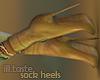 ill. not socks?