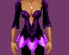 [SD] Elven Top Purple