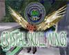 Crystal Skull Wings