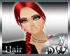 D* Amar red hair